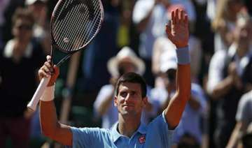 djokovic makes it back into french open final -...