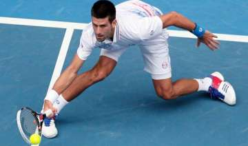 djokovic routs birthday boy mahut - India TV