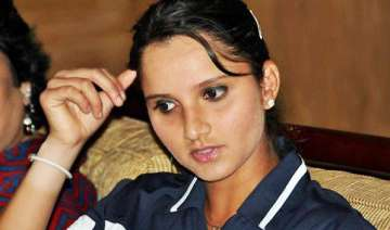 dope offenders should be punished sania - India TV
