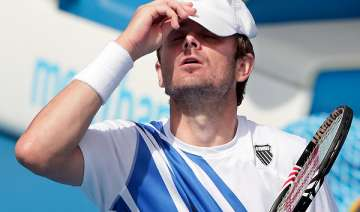 fish loses to falla in 2nd round at aussie open -...