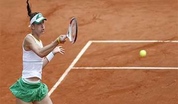 french open andrea petkovic advances to...