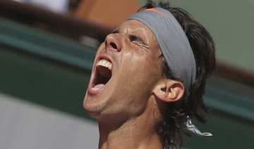 french open nadal outlasts djokovic - India TV