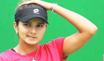 french open sania mirza loses in mixed doubles -...