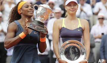 french open serena williams wins her 16th grand...