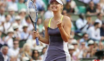 french open sharapova bids to end to poor run...