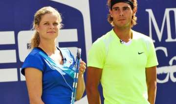 french open nadal clijsters score contrasting...