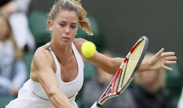 generali ladies giorgi beats 2012 runner up...