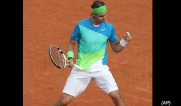nadal returns to french open semis - India TV