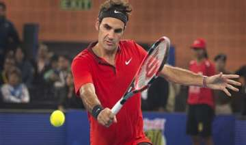 iptl watching federer others a dream for indian...