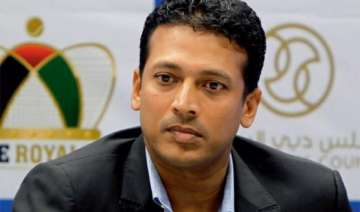 bhupathi says leander did not want to play in...