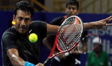 bhupathi wins doubles pre quarters to set up...