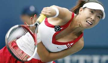 zheng jie pins hope on doubles in australian open...