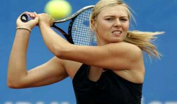 maria sharapova wants to stay focussed on tennis...