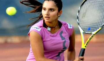 will do all i can to remain number one sania...