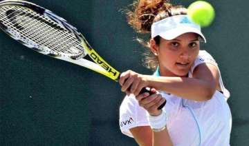 sania mirza a win away from becoming world no.1...