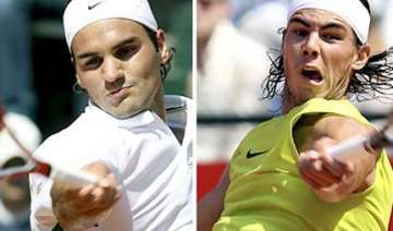 federer nadal to battle for no.1 spot - India TV