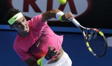 nadal advances to second round at australian open...