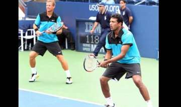 bhupathi knowles part ways with defeat at atp...