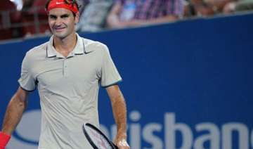 federer completes 1000th career win with brisbane...
