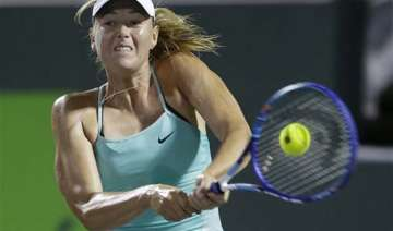 maria sharapova to play for russia in fed cup...