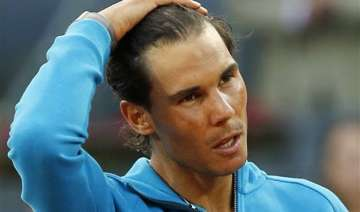 rafael nadal could face djokovic in french open...