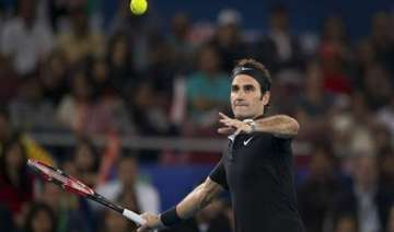 happy that iptl is competitive federer - India TV