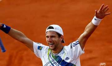 melzer upsets djokovic gets nadal next - India TV