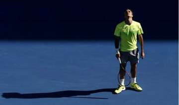 australian open 2015 federer crashes out in 3rd...