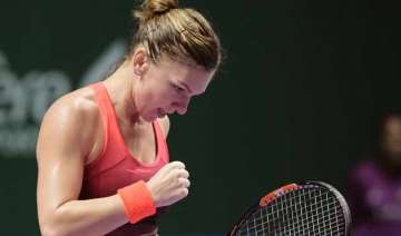 simona halep routs pennetta in opening match at...