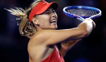 maria sharapova wins 1st round match at...