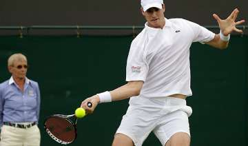 isner upset by falla in 1st round at wimbledon -...