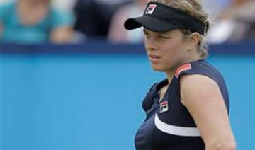 kim clijsters withdraws from unicef open - India...