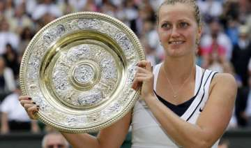 kvitova beats sharapova to win wimbledon title -...