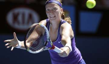 kvitova wins in 3 sets to reach 3rd round - India...