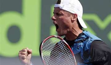lleyton hewitt earns 600th win at key biscayne. -...