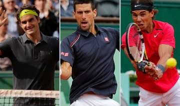 men go to form women don t at french open - India...