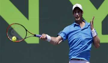 murray leads british team for davis cup vs. italy...