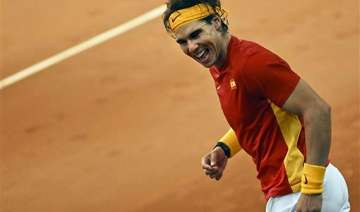 ferrer nadal win to give spain 2 0 davis cup lead...
