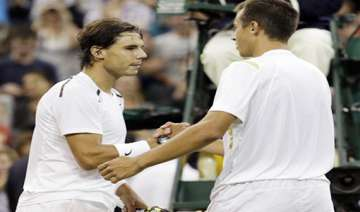 nadal stunned at wimbledon by 100th ranked rosol...