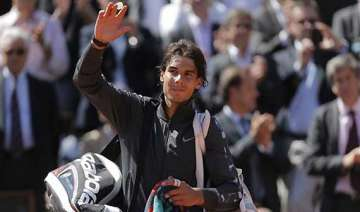 nadal tumbles into french open final - India TV