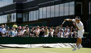 nishikori reaches 3rd round of wimbledon - India...