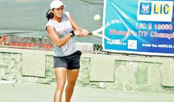 rishika goes down fighting to chinese rival -...