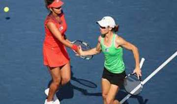 sania black in bnp paribas open final - India TV