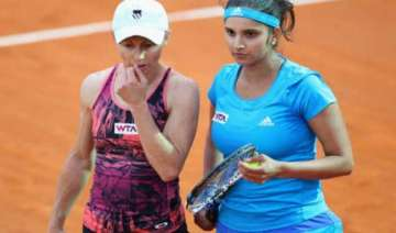 sania cara lose in french open quarters - India TV