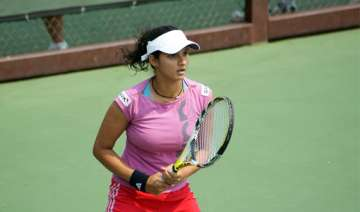 sania to lead indian challenge in fed cup next...
