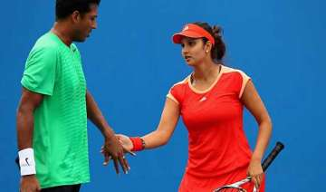 sania and bhupathi reach maiden french open final...