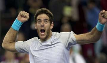 shanghai masters del potro reach final to meet...