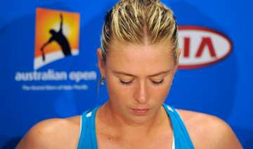 sharapova insists best is yet to come - India TV