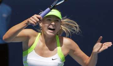 sharapova makes short work of 2nd round match -...