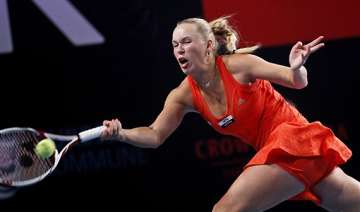 top seeded wozniacki through to e boks open final...